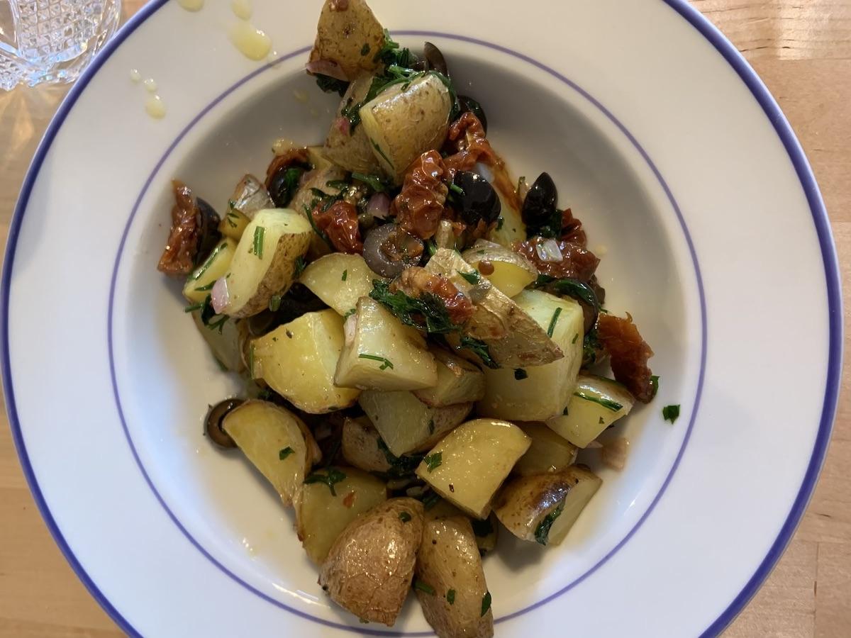 Rezept: Der etwas andere Kartoffelsalat