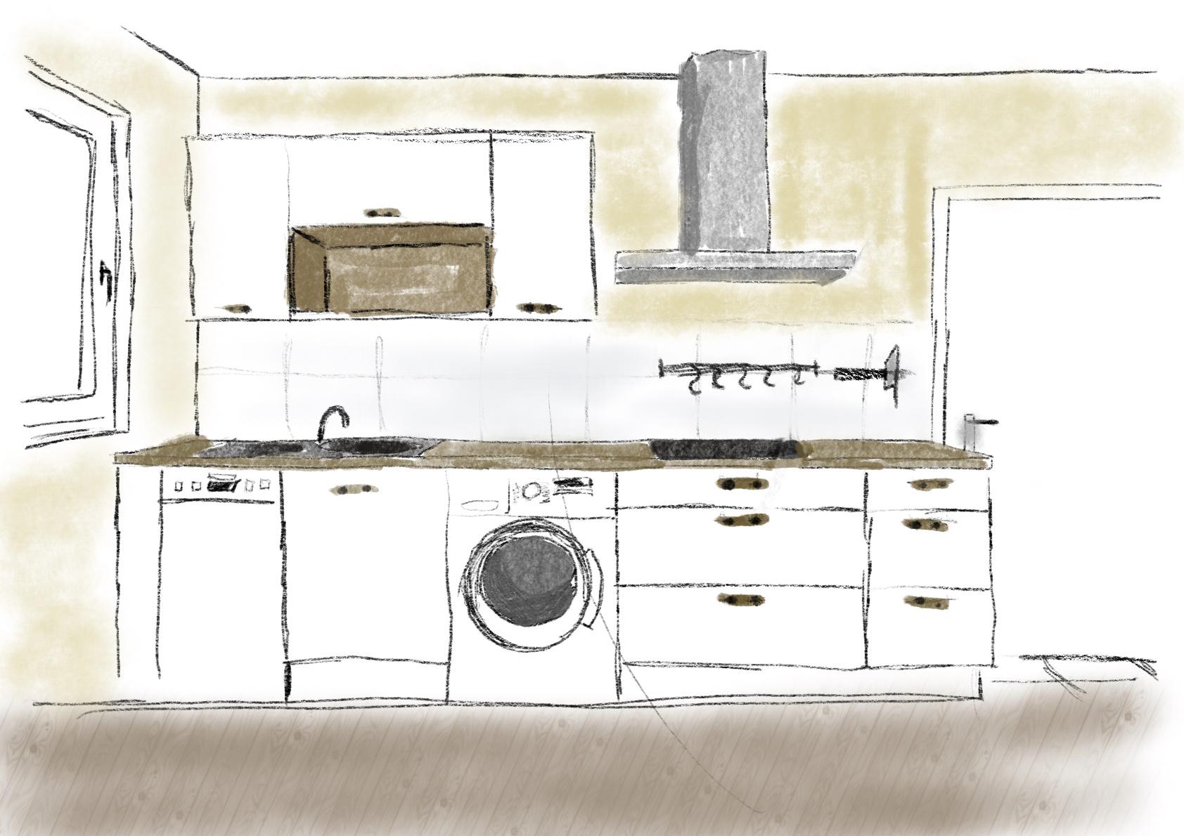 Wir planen eine neue Küche – die Planung